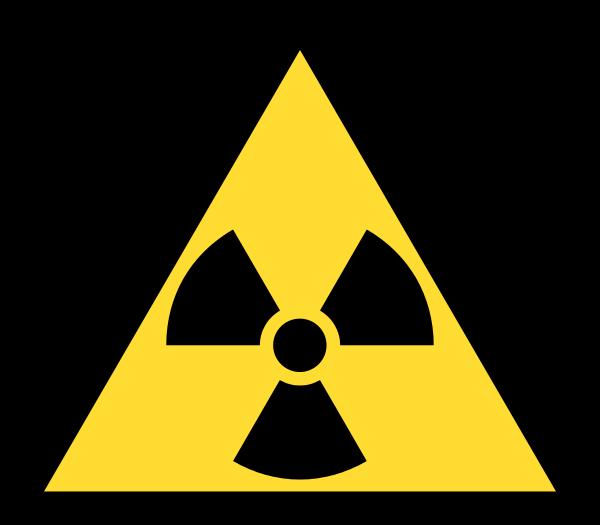 zdroj: http://cs.wikipedia.org/wiki/Soubor:Radioactive.svg