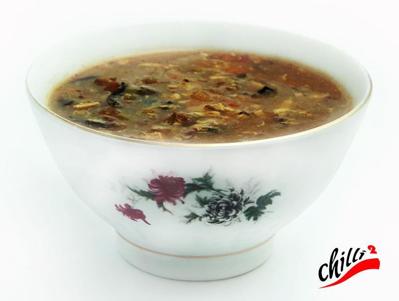 Ostro-kyslá polievka